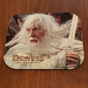 Lord of the Rings Return of The King Mouse Pad